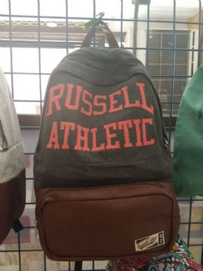 Mochila Stanford Russell Athletic Rojo