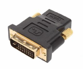 Adaptador HDMI - DVI 24 pines