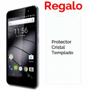 MOVIL GIGASET GS 160 + PROTECTOR DE REGALO