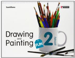 Drawing and painting 2. Editorial Richmond SANTILLANA. 12% descuento aplicado en precio