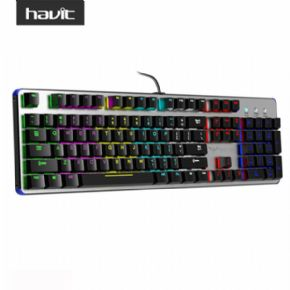 Teclado Gaming RGB Backlit Mechanical