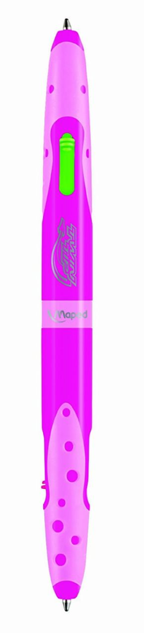 BOLIGRAFO MEDIO 4 COLORES GIRLY MAPED