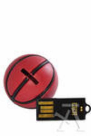 MEMORIA USB PENDRIVE BALON BALONCESTO 16GB. Canon Digital Incluido de 0,29 €