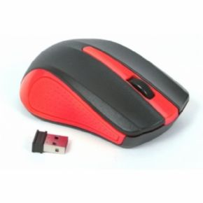 RATON WIRELESS ROJO OM0419R