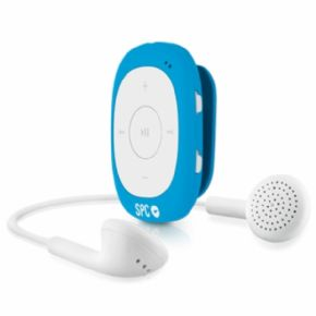 Reproductor MP3 4GB+Radio Clip Azul CANON INCLUIDO DE 3,81