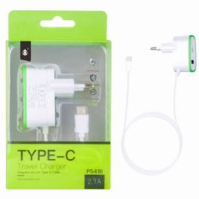 CARGADOR ONE PLUS TIPO C + 1 PUERTO USB 2.1 A