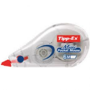 Cinta correctora Tipp-ex Mini-pocket-mouse