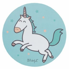 MR Wonderful Alfombrilla Unicornio