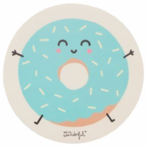 MR Wonderful Alfombrilla Rosquilla