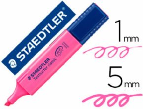 ROTULADOR STAEDTLER TEXTSURFER CLASSIC 364 FLUORESCENTE ROSA
