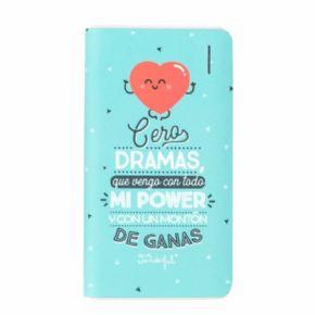 MR Wonderful PowerBank 6000mAh Dramas