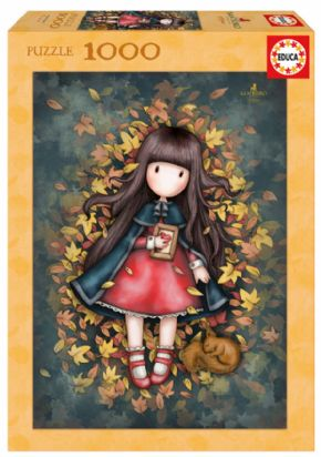 PUZZLE 1000 AUTUMN LEAVES, GORJUSS 17114