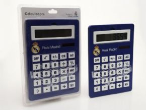 Calculadora gigante oficial Real Madrid