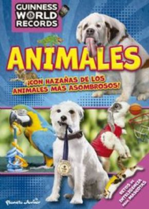 GUINNESS WORLD RECORDS - ANIMALES