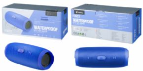 ALTAVOZ WATERPROOF  F3023 AZUL