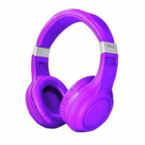 Auriculares Trust Wireless Morado