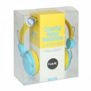 Auricular Havit HV-H2198d YELLOW