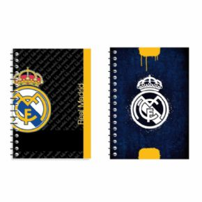 CUADERNO REAL MADRID 64H
