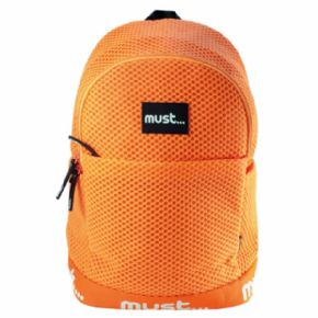 MOCHILA MUST ORANGE 30x42x17 CMS