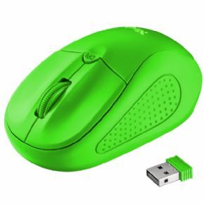 Raton TRUST Wireless Primo VERDE