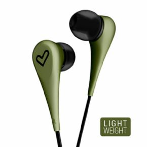 Auriculares Energy Earphones Style 1 Green