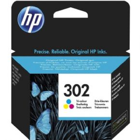 Cartucho HP 302 color blister
