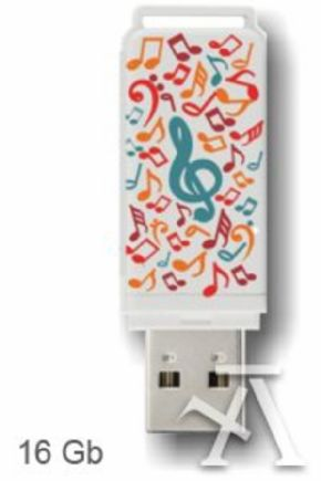 PENDRIVE 16GB USB 2.0 MUSIC DREAM CANON DIGITAL DE 0,29€