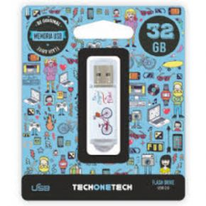Memoria USB 32GB Be Bike - Canon digital de 0,29 € incluido
