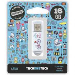 Memoria USB 16GB Be Bike. Canon Digital Incluido de 0,29 €
