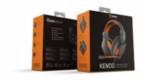 KENDO ADVANCED STEREO GAMING HEADSET