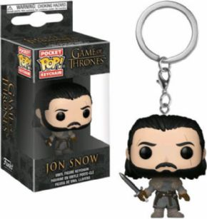 Funko POP llavero Jon Snow