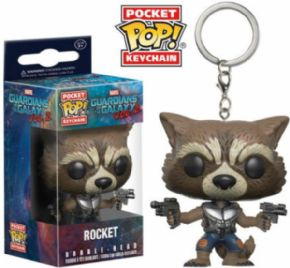 Funko Pop llavero Rocket