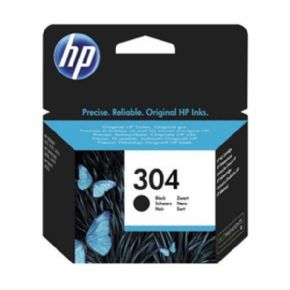CARTUCHO HP 304 NEGRO ORIGINAL