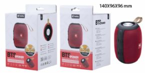 Altavoz Bluetooth - One plus - F4284 RJ - Rojo
