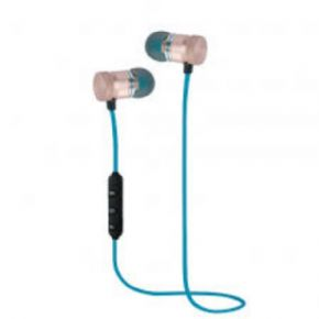 Auriculares Bluetooth Magnético AirBeat BT-7 Blue
