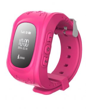 SMARTWATCH PRIXTON KIDS GPS TRACKING WATCHII G100 ROSA