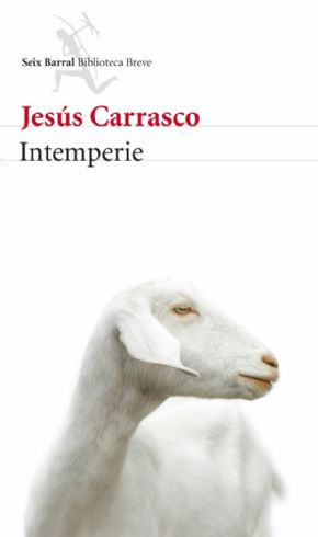 INTEMPERIE. Jesús Carrasco