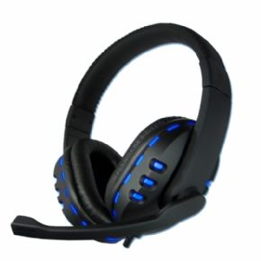 AURICULARES CoolBox Deepgaming DEEPRED G2 auric con mic azul