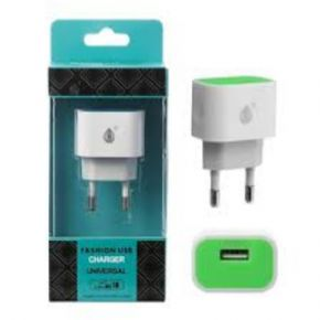 Cargador universal Plus ONE USB sin cable 1 A