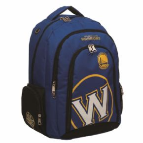 MOCHILA WARRIORS NBA 46,5X30X14 CMS