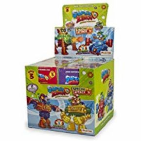 SUPER ZINGS SUPERBOTS SERIE 3